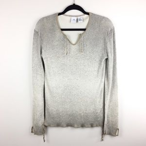 Armani Exchange Ribbed Sweater